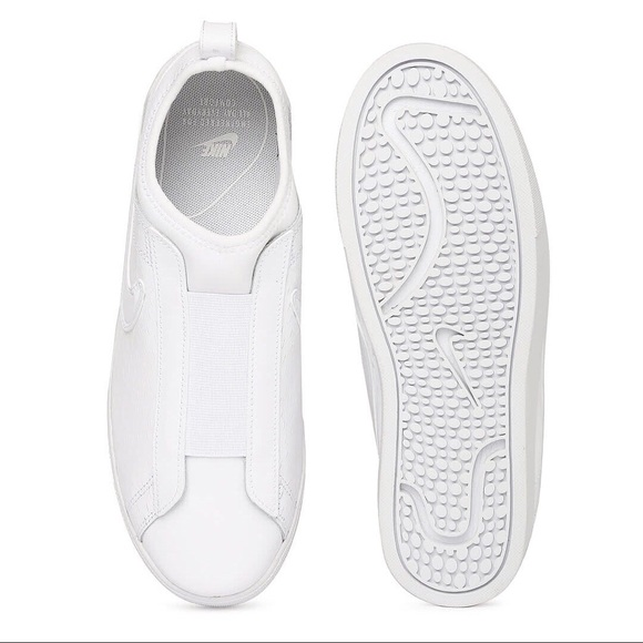 d25c0b37a10 Nike Women White Casual Racquette  17 Slip-on Shoe.  M 5a90c930a825a6aaf6ed7114